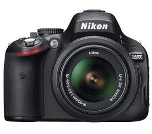 Nikon D5100 Digital SLR Camera - Refurbished