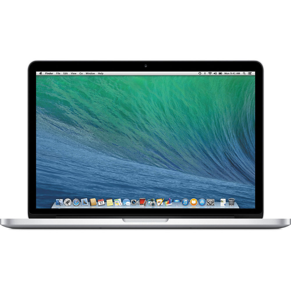 "Apple 13.3"" MacBook Pro Notebook w/ Retina Display & Core i5 2.4 GHz ME864"