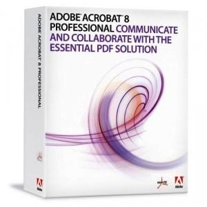 Acrobat Pro 8.0 for FREE