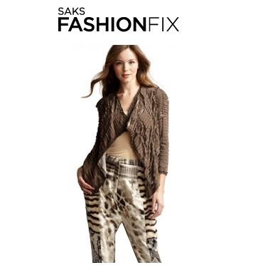 Saks Fashionfix: Just Cavalli 女装最高55% OFF优惠