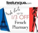 feelunique: 法国药妆最高可享 33% OFF