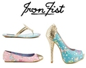 Heels.com: 15% OFF All Style  Iron Fist Shoes