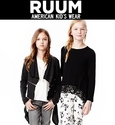 RUUM: Extra 25% OFF with 3 or more full-priced Items