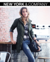 New York & Company: 50% OFF Sitewide