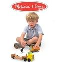 Melissa & Doug: 所有经典玩具买一件即可享受第二件50% OFF
