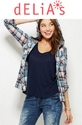 dELiA*s: Extra 50% OFF Clearance Styles + Free Shipping
