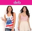 DEB Shops: Up to 70% OFF Women's Clearance Items