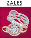Zales: Up to Extra 15% OFF Sitewide