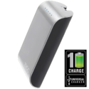 Sparq Portable Battery and Wall Adapter