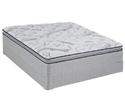 Sealy Plush Euro Pillow Top