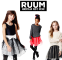 RUUM: 50% OFF Everything + Free Shipping