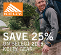Altrec: 25% OFF On Select Kelty Gear