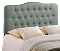 Annabel Full Fabric 床头板