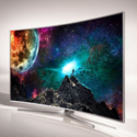 "Samsung 55"" Curved LED 4K UHD Smart 3D TV"