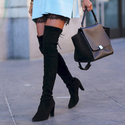 Up to 75% OFF Over-the-Knee Boots