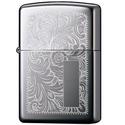 Zippo Venetian High Polish Chrome Windproof Lighter
