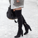 Up to 75% OFF Over-the-Knee Boots + Extra 10% OFF