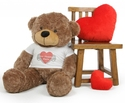 Valentine's Day Personalized Teddy Bears and Plush Animals On Sale