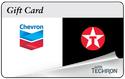 $100 Chevron Texaco Gift Card for $95