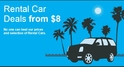 Priceline Rental Cars from $8/day Chicargo
