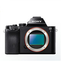 Sony a7 Full Frame Mirrorless Camera