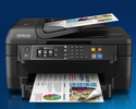 Epson WF 2660 All-In-One Wi-Fi Business Printer