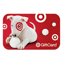Up to 6.30% OFF Target Gift Cards + Extra 4% OFF