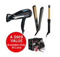 CHI Touch Dryer & Heat Styling Essentials Kit