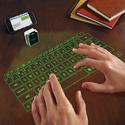 科技感爆棚 激光印射虚拟键盘