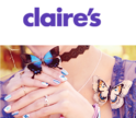 Entire Site 30% OFF At Claire's!This Weekend Only!