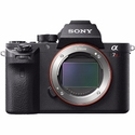 Sony A7R II Full-frame Mirrorless 42.4MP Camera - Body Only