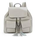 KC Jagger Morgan Leather Backpack