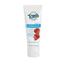 Tom's of Maine Fluoride Free Toothpaste