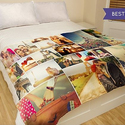 Custom Faux-Mink Photo Blankets by Printerpix