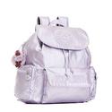 Kipling Kyranna Metallic Backpack