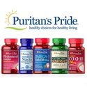 Buy 2 Get 3 Free + 21% OFF $65 on Puritan's Pride Brand Items