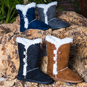 Microfiber Boots From $16.99
