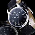 Tissot T-Classic Dream Black Dial Men's Watch