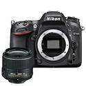 Nikon D7100 24.1 MP Digital SLR Camera + Nikkor 18-55mm VR II Lens Kit