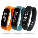 Jarv Elite Waterproof Fitness Tracker Activity Band & Smart Watch