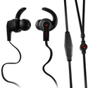 Monster iSport Octagon UFC Sweatproof & Washable In-Ear Headphones
