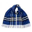 Burberry Classic Cashmere Scarf in Check