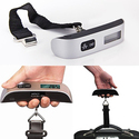 Electronic Luggage Scale With Built-In Backlight