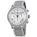 Baume and Mercier Capeland Silver Dial Automatic Men's Watch