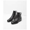 3.1 Phillip Lim  Alexa Pebbled Leather Lace-Up Ankle Boot