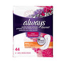 Always Discreet Incontinence Liners 44 Count