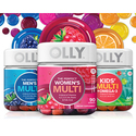 Buy One Get One 50% OFF Select OLLY Vitamins