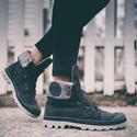 Palladium Women's Baggy Canvas Boot