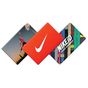 Nike Pre-Owned Plastic Gift Card