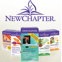 Extra 10% OFF New Chapter Multivitamins, Fish Oil, Turmeric & More